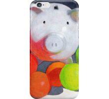 Happy Pig iPhone Case/Skin