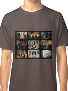 "Psych ""in Character"" Collage Classic T-Shirt"