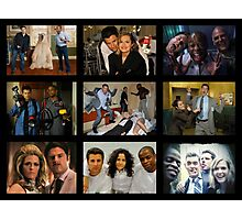 "Psych ""in Character"" Collage Photographic Print"