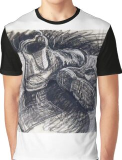 Blundstone boots see the light. Graphic T-Shirt