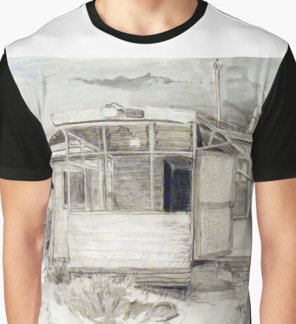 51 White Street Rental.  Graphic T-Shirt