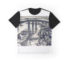 Under the Bridge, Mordialloc Creek Graphic T-Shirt
