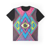 Tribal Eye Graphic T-Shirt