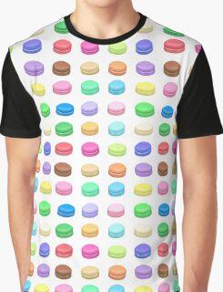 Macaroon Rainbow Graphic T-Shirt