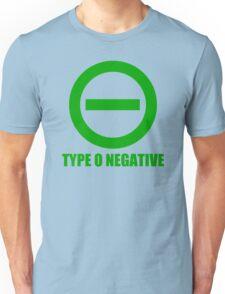 TYPE O NEGATIVE Unisex T-Shirt