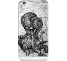 Singularity Sculpture iPhone Case/Skin