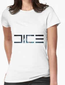 DICE Womens Fitted T-Shirt