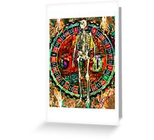 Time Passage Series Greeting Card