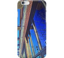 A Row of Lights iPhone Case/Skin