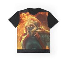 Dota 2 Husk Graphic T-Shirt