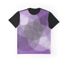 The Purple Reflection or Purple Idea. Graphic T-Shirt