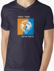 New York World's Fair - 1964/1965 - 2014/2015 Mens V-Neck T-Shirt
