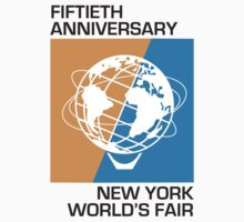 New York World's Fair - Fiftieth Anniversary by Urso Chappell