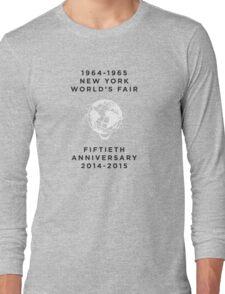 1964-1965 New York World's Fair 50th Anniversary Long Sleeve T-Shirt