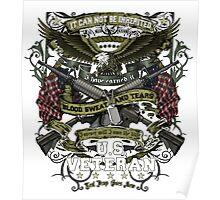 United States Veteran Poster
