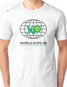 Expo 88 25th Anniversary Unisex T-Shirt