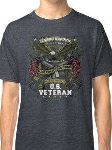 United States Veteran Classic T-Shirt