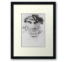 Will Graham - Fractured Framed Print