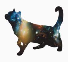 CELESTIAL CAT Baby Tee