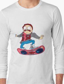 morty skate Long Sleeve T-Shirt