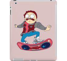 morty skate iPad Case/Skin
