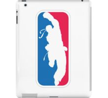 Streetfighter Punch iPad Case/Skin