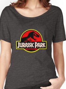 Vintage Style Jurassic Women's Relaxed Fit T-Shirt