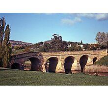Spring, Richmond Bridge—Kodachrome 64 Photographic Print