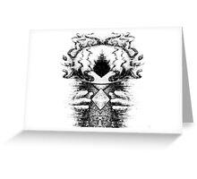 Texture Manipulation 09 Greeting Card