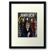 Wholock Framed Print