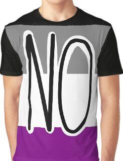 Ace Flag -- NO Graphic T-Shirt