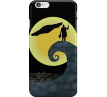 The Doctor's Nightmare Before Christmas iPhone Case/Skin