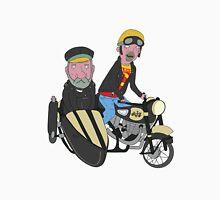 Elderly Bikers Unisex T-Shirt
