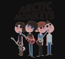 arctic monkeys Baby Tee