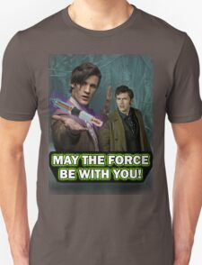 Use the Force, Doctor Jedi (Realistic) Unisex T-Shirt