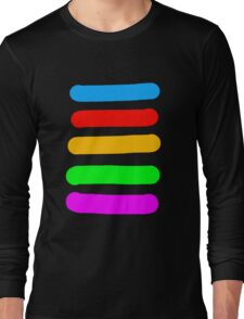 Graffiti Colours Long Sleeve T-Shirt