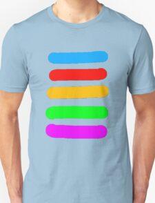 Graffiti Colours Unisex T-Shirt