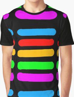 Graffiti Colours Graphic T-Shirt
