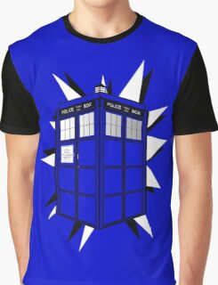 Type 40 TARDIS Graphic T-Shirt