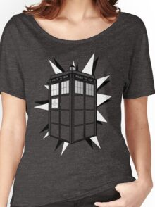 Type 40 TARDIS Women's Relaxed Fit T-Shirt