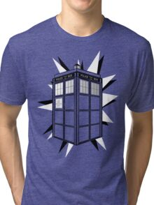Type 40 TARDIS Tri-blend T-Shirt