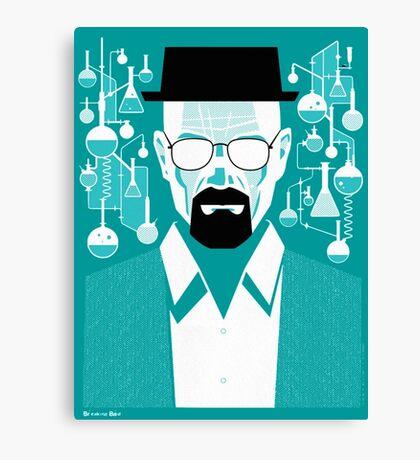 Walt - Breaking Bad Canvas Print