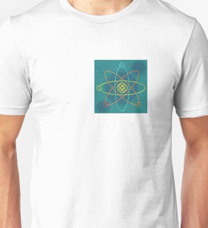 Celtic Line Atomic Structure Unisex T-Shirt