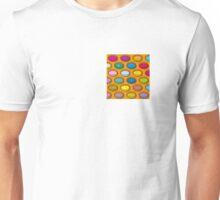 Pop Art Muti-coloured Petri Dishes Unisex T-Shirt