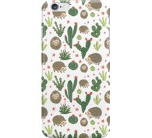 Prickly Friends iPhone Case/Skin