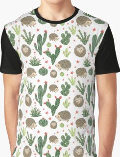 Prickly Friends Graphic T-Shirt
