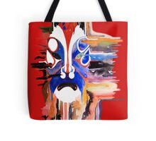 The Mask Red Tote Bag