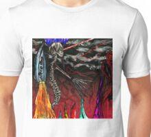 Spine man fighting! Unisex T-Shirt