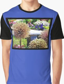 Springtime in the park Graphic T-Shirt