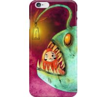 Daruma Travels iPhone Case/Skin